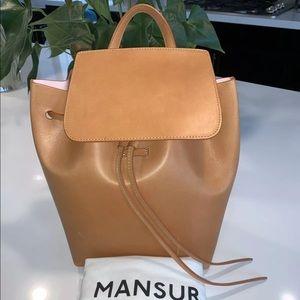 Mansur Gavriel Back pack